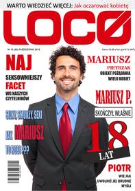 Prezent na 18 urodziny Loco