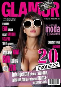 Prezent na 20 urodziny Glamur Black