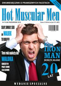 Prezent na 20 urodziny Hot Muscular Men