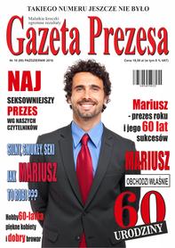 Prezent na 60 urodziny Gazeta Prezesa
