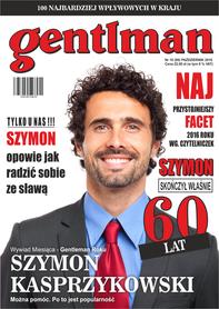 Prezent na 60 urodziny Gentlman