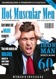 Prezent na 60 urodziny Hot Muscular Men