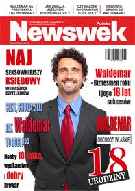 Prezent na 18 urodziny Newswek