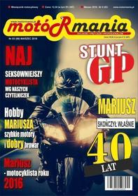 Prezent dla motocyklisty - Okładka Zdjęcie