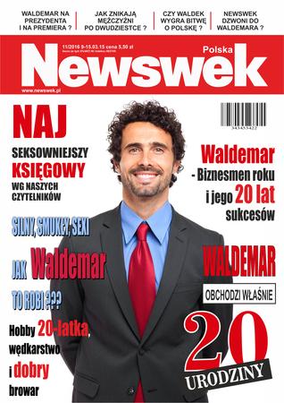 Prezent dla informatyka na urodziny - Newswek (1)