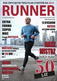 Prezent dla szwagra biegacza - RUNNER