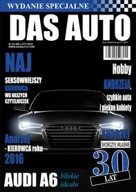 Prezent na 20,30,40 urodziny przyjaciela Das Auto